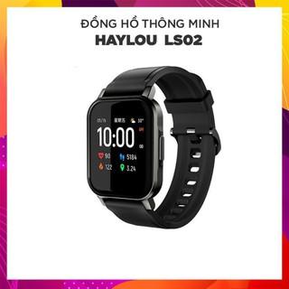 Đồng Hồ Thông Minh HAYLOU LS02 ( Phiên Bản Quốc Tế Mới Nhất 2020) - Hàng Chính Hãng