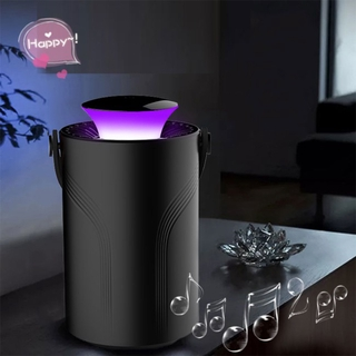 【Persediaan】 Portable USB Light Wave Physical Bionic Nano-suction Mosquito Killer Lamp