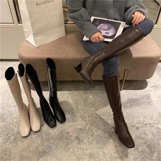 Bốt (boot) Đùi, cao cổ thời trang phong cách Hàn Quốc hàng Quảng Châu loại 1 hot nhất 2020
