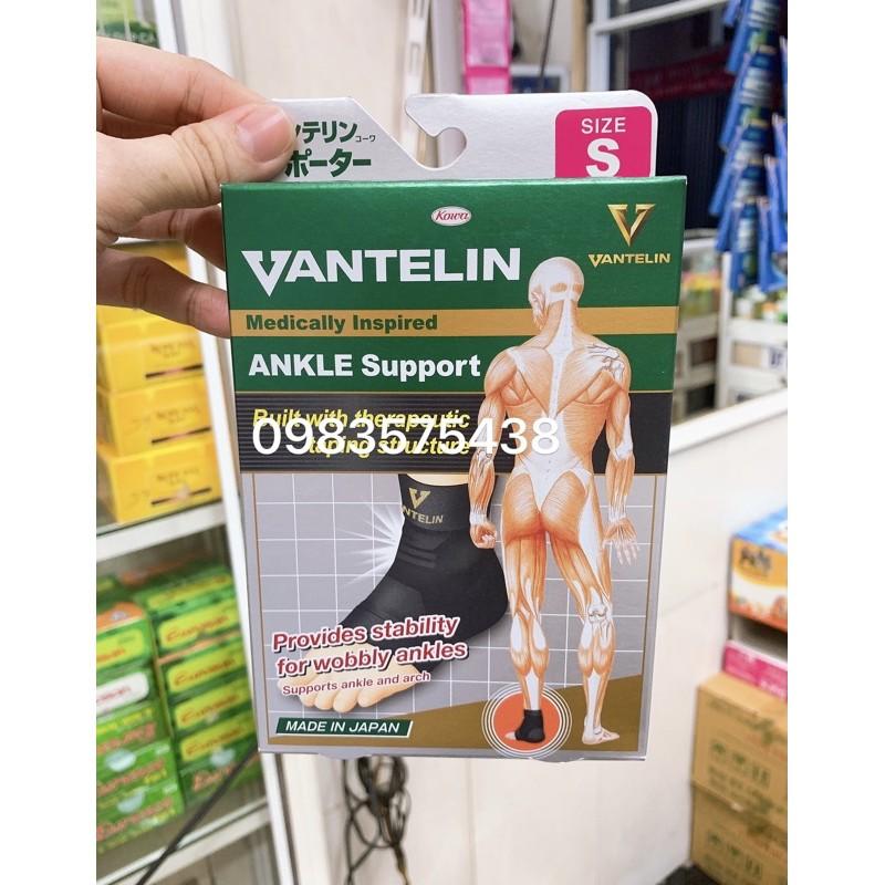 Đai bảo vệ cổ chân VANTELIN ( CAM KẾT HÀNG CHÍNH HÃNG)