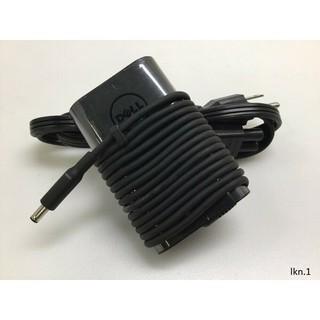 HÀNG Chính hãng Sạc laptop Dell Oval 19.5V 2.31A 45W chân kim nhỏ XPS – Adapter kèm dây nguồn