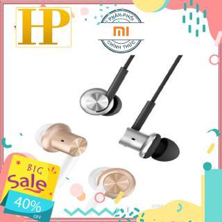 Tai Nghe Xiaomi Mi In Ear Headphones Piston Iron - Hàng Chính Hãng