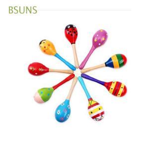 BSUNS Color Random Gift Cute Children Infant Shaker Baby Rattles Toys