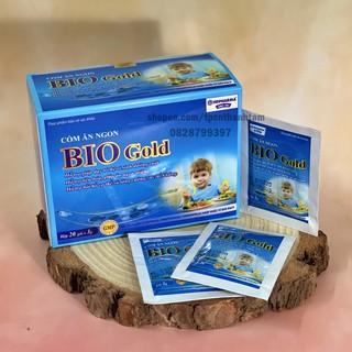 Cốm ăn ngon cho bé Bio Gold bổ sung lợi khuẩn , hỗ trợ hệ tiêu hóa - Hộp 20 gói thumbnail