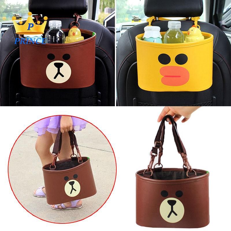 Ready Stock Sally Chicken Storage Bag Cars Seat SUV Universal