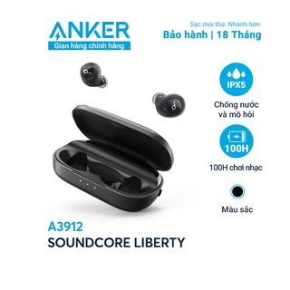 Tai nghe bluetooth SoundCore Liberty (by ANKER) - A3912