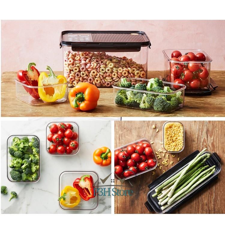 Hộp bảo quản thực phẩm Lock&Lock Bisfree Modular LBF40 hình chữ nhật