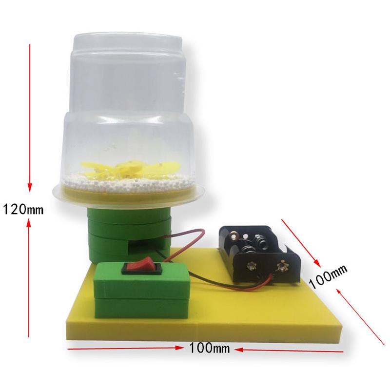 Vogue-Electronic Circuit Toy Physics Science Kit Snow Experiment Set