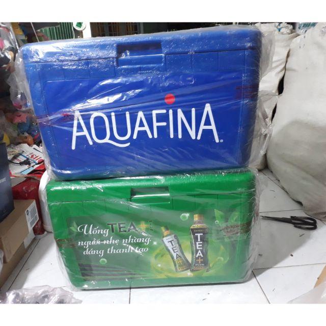 Thùng đá TEA và AQUAFINA 45 lít - 3179538 , 960853980 , 322_960853980 , 349000 , Thung-da-TEA-va-AQUAFINA-45-lit-322_960853980 , shopee.vn , Thùng đá TEA và AQUAFINA 45 lít