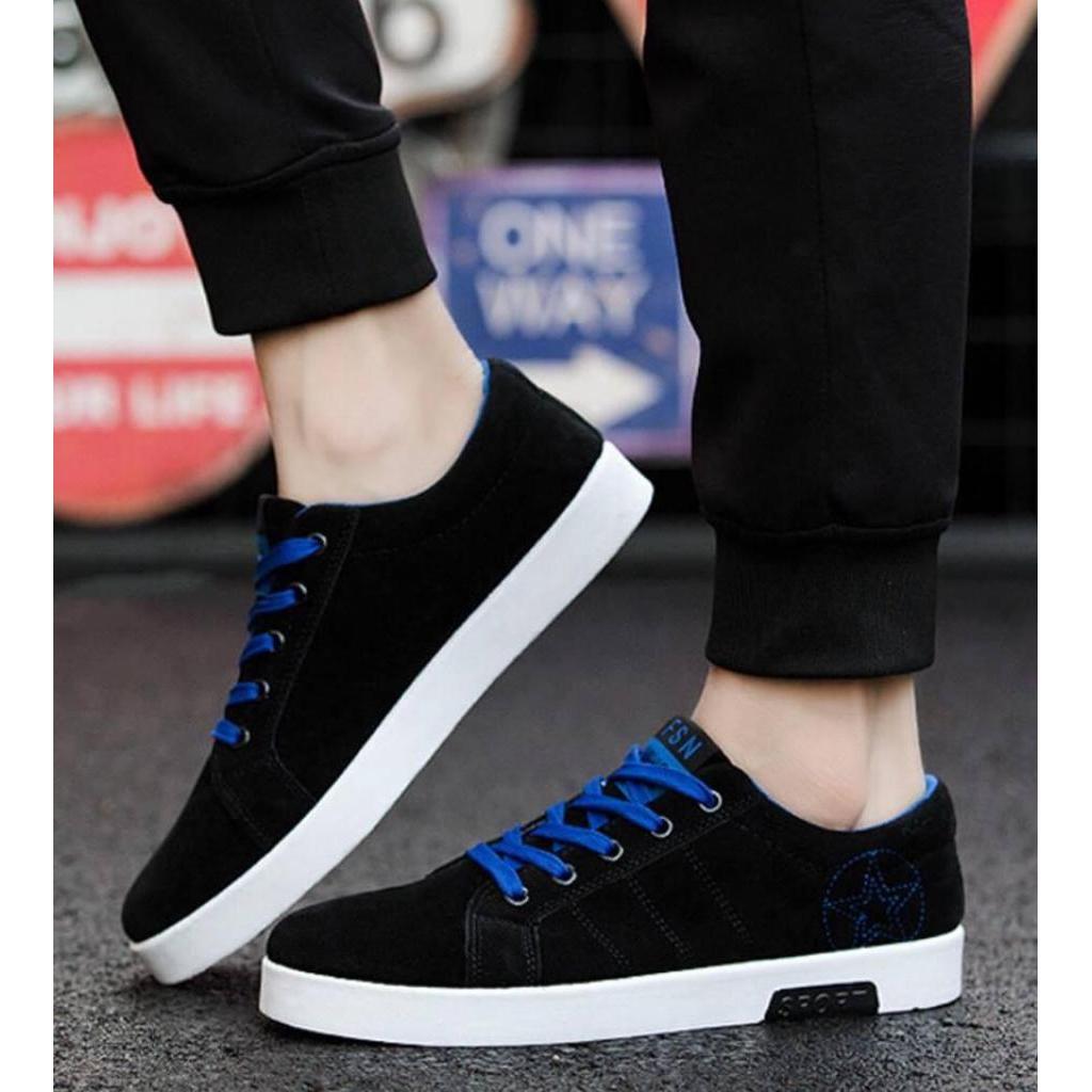 Chafferer Shop รองเท้าผ้าใบผู้ชาย สไตล์สปอร์ต FASHION เท่ห์ NO.A028hafferer Shop รองเท้าผ้าใบผู้ชาย สไตล์สปอร์ต FASHION