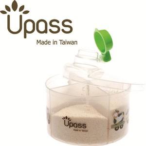 Hộp chia sữa tròn không BPA Upass (Đài Loan) UP8005C