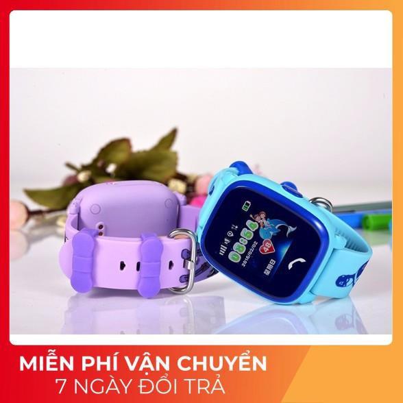 [Hàng Chính Hãng][ Miễn Phí vận chuyển ] Đồng hồ định vị LBS DF25 cho trẻ em - bảo hành 1 năm