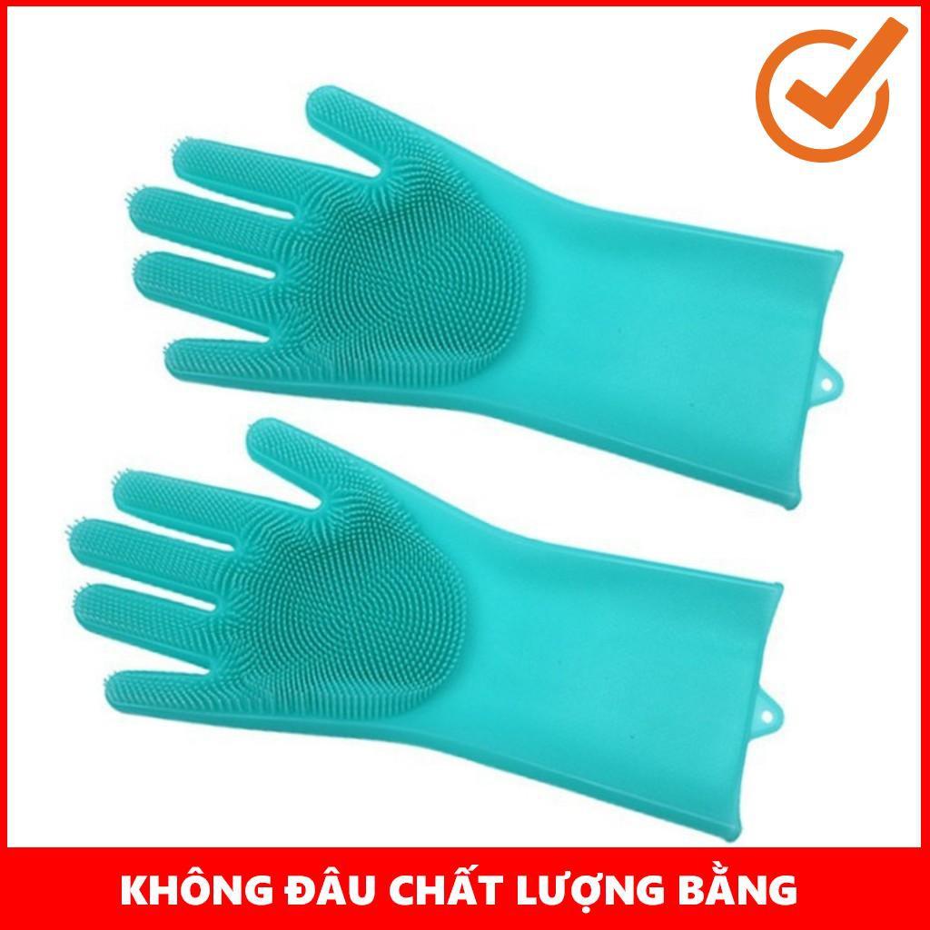[Giá Shock]  Găng tay cao su đa năng (mới)