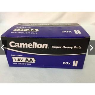 Pin AA Camelion 1 hộp 40 viên chính hãng.