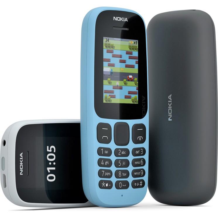 Điện thoại Nokia 105 Single Sim (2017)