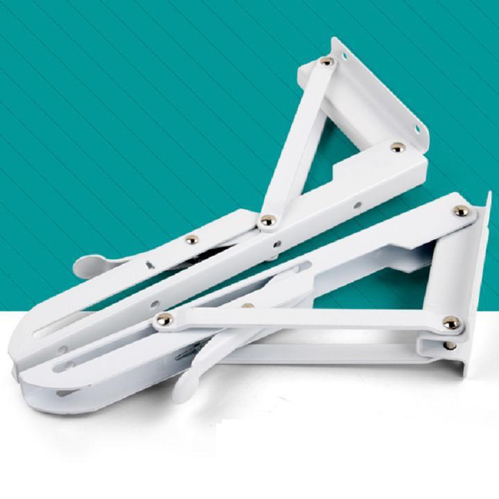 Bộ 02 Giá đỡ EKE chân bàn gấp treo tường thông minh tải trọng lên tới 60kg  Nhiều kích thước