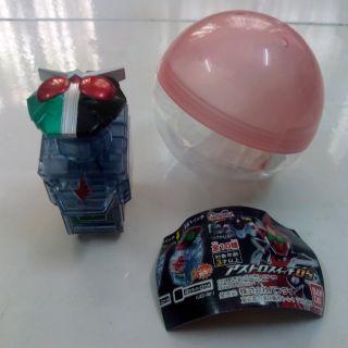 Gashapon switch Kamen Rider W loại có led