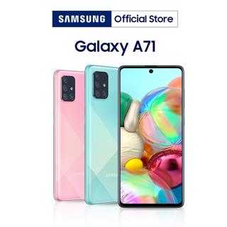 Điện Thoại Samsung Galaxy A71 8GB 128GB - Hàng Chính Hãng thumbnail