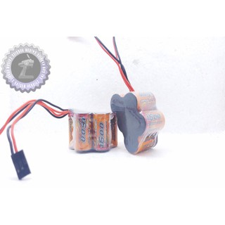 Pin Sạc RX 6.0V Ni-MH 1600mAh (VB Power)