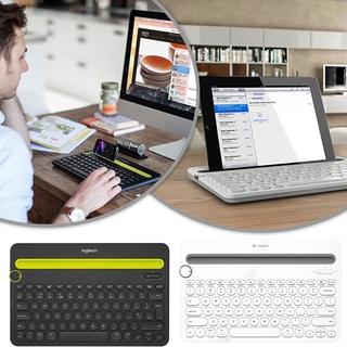 Bàn Phím Không Dây Logitech 79 Phím Siêu Mỏng Cho Windows Android Mac Ios thumbnail