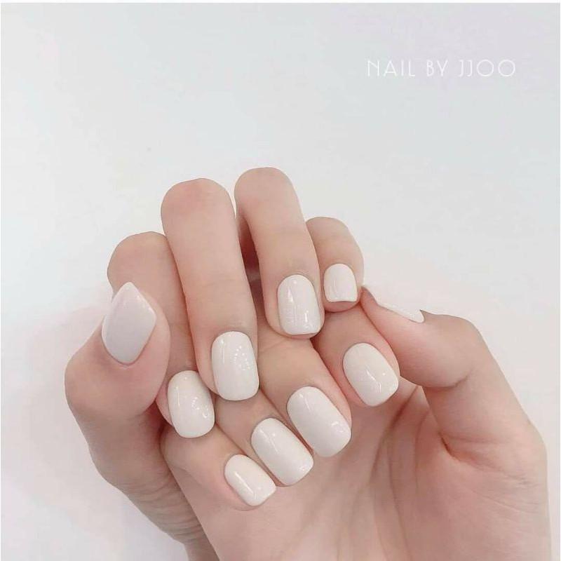 Sơn gel HaBo màu trắng ngà   Shopee Việt Nam