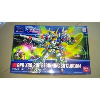 Mô hình lắp ráp HGGB 1/144 Beginning Gundam 30th
