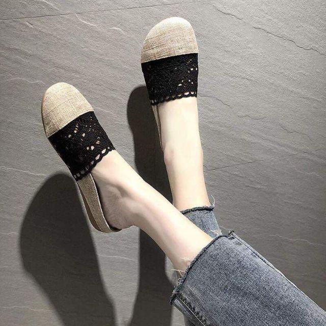 Giày moca siêu xinh