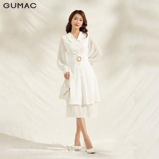 Đầm nữ tay dài khuyên eo DA1149 GUMAC thumbnail