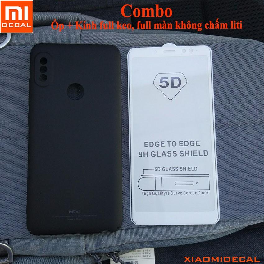 [ Redmi Note 5 Pro] Ốp lưng cao cấp và kính cường lực 5D full màn hình (Ốp & Kính Trắng) - 3386316 , 1090204001 , 322_1090204001 , 110000 , -Redmi-Note-5-Pro-Op-lung-cao-cap-va-kinh-cuong-luc-5D-full-man-hinh-Op-Kinh-Trang-322_1090204001 , shopee.vn , [ Redmi Note 5 Pro] Ốp lưng cao cấp và kính cường lực 5D full màn hình (Ốp & Kính Trắng)