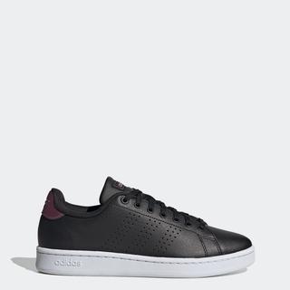 adidas TENNIS Giày Advantage Nữ Màu đen FW0966 thumbnail