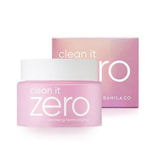 Sáp tẩy trang Clean It Zero 100 ml và big size 180 ml thumbnail