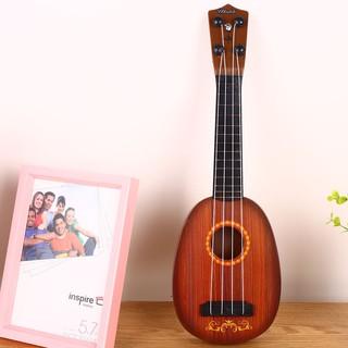 41cm Ukelele Guitar Kids Simulation Wood Grain Music Art Educational Instrument