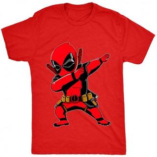 8TN Dabbing Dead Fan Ninja Pool Shades Parody Mens T Shirt Short sleeve Print graphic Loose Casual Cotton