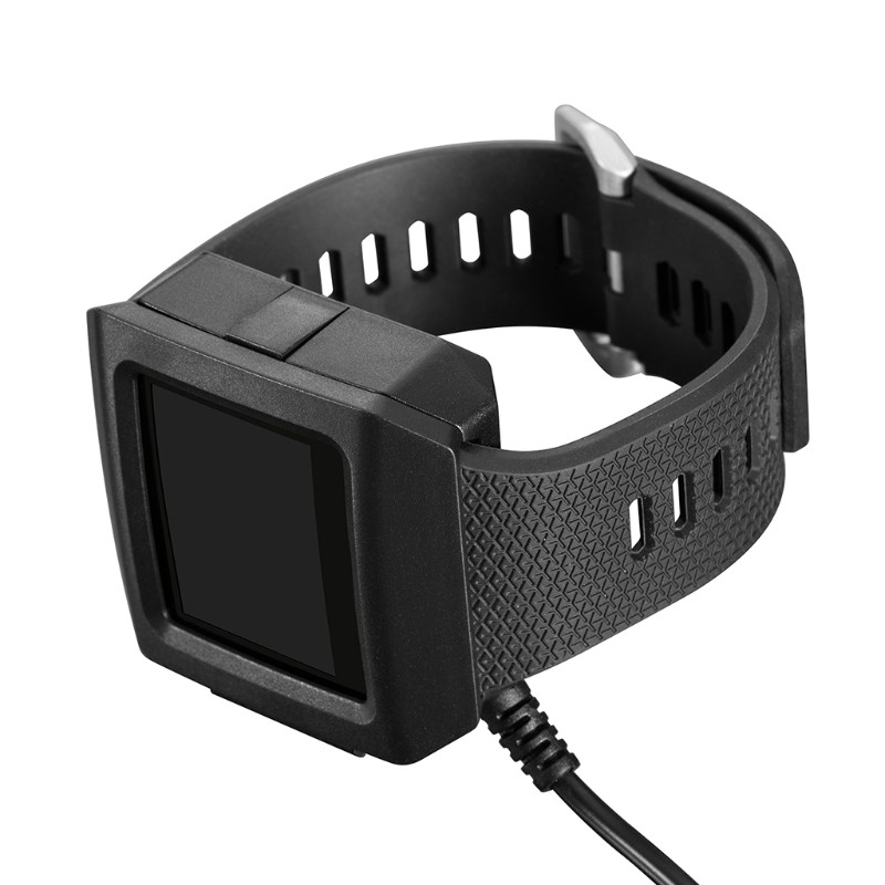 WINGO USB Charger Cradle Dock Data Sync Charging Cable For Fitbit Ionic S