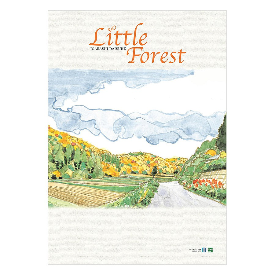 [ Sách ] Box Set Little Forest (2 Tập)
