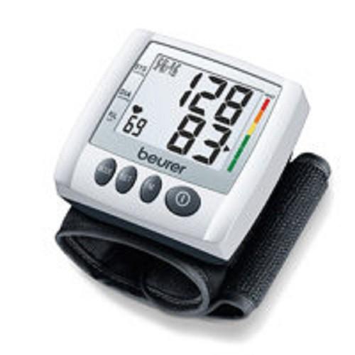 Máy đo huyết áp điện tử cổ tay Beurer BC30 - 3037790 , 1316992775 , 322_1316992775 , 515000 , May-do-huyet-ap-dien-tu-co-tay-Beurer-BC30-322_1316992775 , shopee.vn , Máy đo huyết áp điện tử cổ tay Beurer BC30