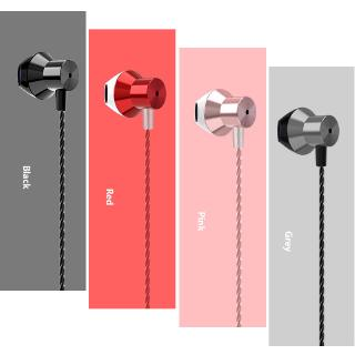 Tai Nghe Uốn Cong Tai Nghe Game Di động Nút Tai Giao Diện 3.5mm, âm Lượng Có Thể được điều Chỉnh Thông Qua Micrô