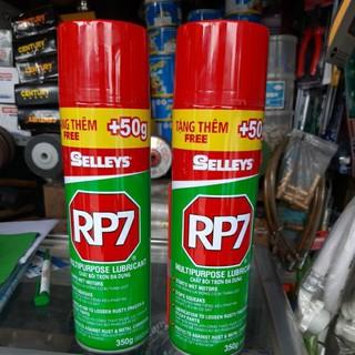 PR7 SELLEYS 350. Xịt bôi trơn và chống rỉ sét