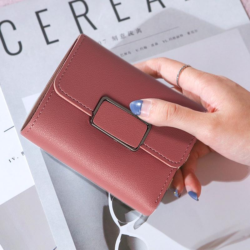Ví nữ đẹp cầm tay mini cao cấp nhỏ gọn bỏ túi giá rẻ
