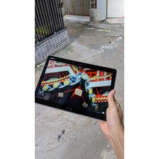 Máy Tính Bảng Huawei MediaPad M3 Lite 10 Inch | 4 Loa Harman Kardon, RAM 3G, Chip 8 Nhân-Vân tay_Wifi + 4G_Tại ZinMobile