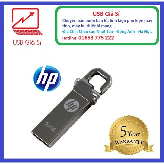 USB 16g HP mini móc khóa