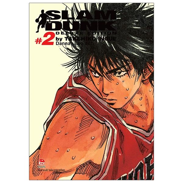 [Mã LIFE5510K giảm 10K đơn 20K] Sách Slam Dunk - Deluxe Edition - Tập 2