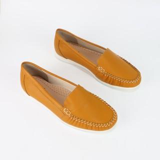 Giày mọi da thật Misho 1128