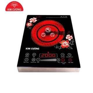 Bếp hồng ngoại Kim Cương YT-20D Công suất 2000W