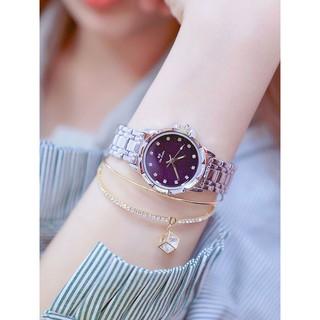 Đồng hồ nữ kính saphire Bee Sister BS1996