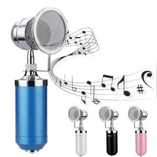 Micro Thu Âm Woaichang UC-20 – Mic Hát Karaoke Live Stream – Màu ngẫu nhiê ( Hàng chuẩn )n