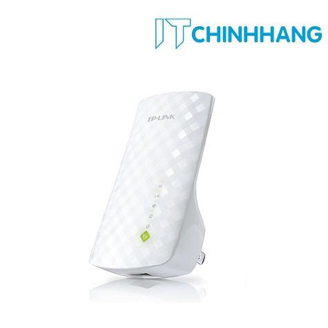 Bộ kích sóng WIFI TP-Link RE200 - HÃNG PHÂN PHỐI CHÍNH THỨC - 3511676 , 970362732 , 322_970362732 , 545000 , Bo-kich-song-WIFI-TP-Link-RE200-HANG-PHAN-PHOI-CHINH-THUC-322_970362732 , shopee.vn , Bộ kích sóng WIFI TP-Link RE200 - HÃNG PHÂN PHỐI CHÍNH THỨC