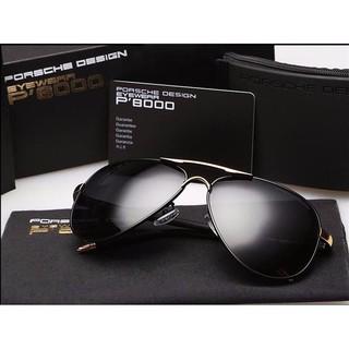 Mắt kính thời trang porsche P8000 full box siêu cool Pkgs