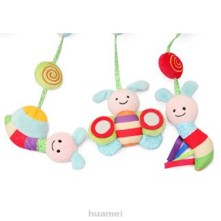 Activity Cute Animal Decoration Early Education Hanging Wrap Around Baby Crib Toy