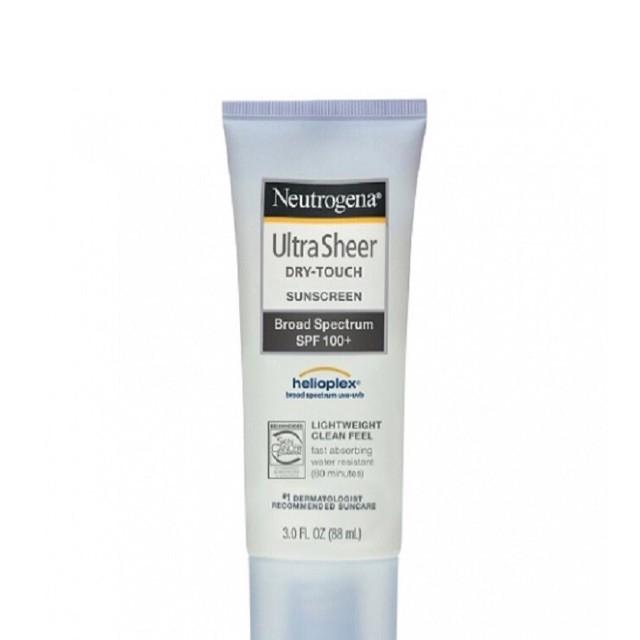 [HCM] KEM CHỐNG NẮNG - Neutrogena Ultra Sheer Dry-Touch SPF 100 88ml